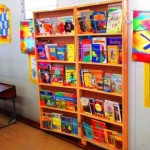 A classroom library for Grade 4 children