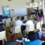 Delegates at the Imbizo.