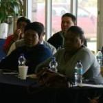 Delegates at the Imbizo