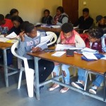 Maths and Science during a residential Winter Camp