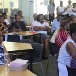 About 70 people attended the Jamboree